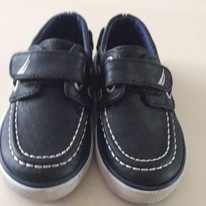Nautical boys shoes used